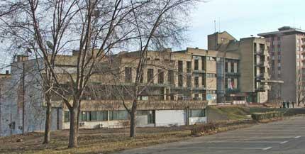 Дом културе у Бору, седиште Народне библиотеке Бор